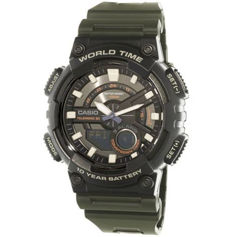 AEQ-110W-3AV Casio Youth Watch