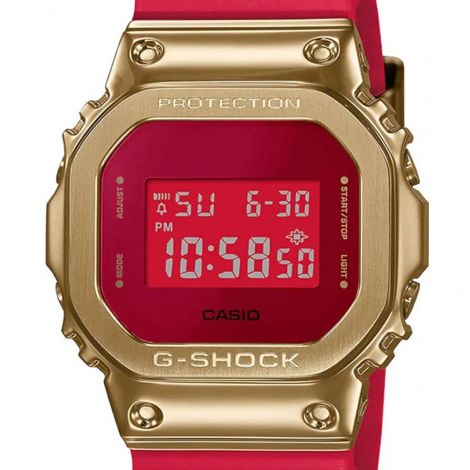Casio GM-5600CX-4 GM5600CX-4 G-Shock 2021 Chinese New Year Watch
