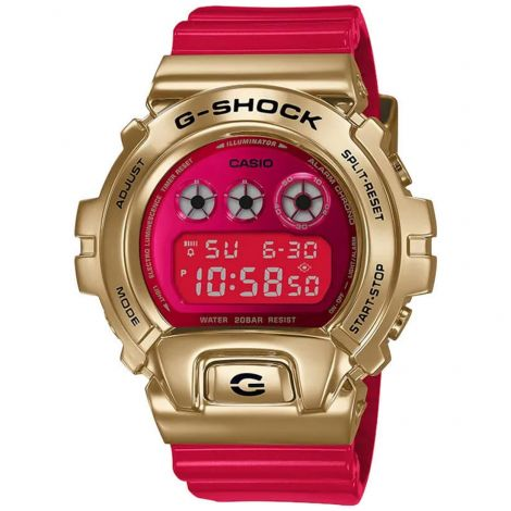 Casio GM-6900CX-4 GM6900CX-4 G-Shock 2021 Chinese New Year Watch