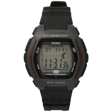 Casio Youth Dual Time Sports Watch HDD-600-1AV HDD600-1