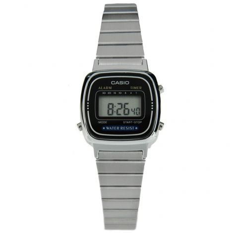 Casio Digital Ladies Watch LA670W LA670WA-1DF