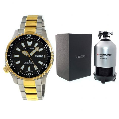 Citizen Promaster Fugu Dive Watch NY0094-85E with Limited Edition Box