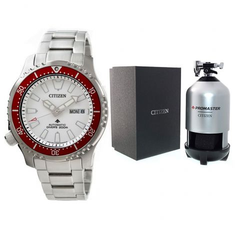 Citizen Promaster Fugu Dive Watch NY0097-87A with Limited Edition Box