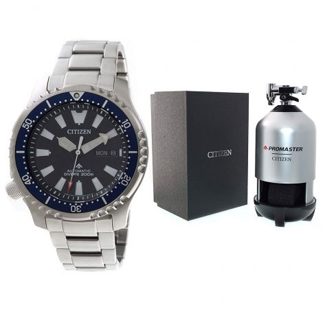 Citizen Promaster Fugu Dive Watch NY0098-84E with Limited Edition Box