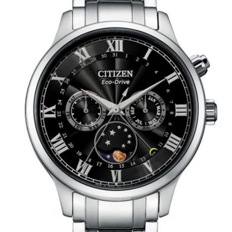 Citizen Eco-Drive AP1050-81E Moon Phase Male Watch