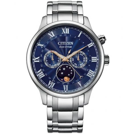 Citizen Eco-Drive AP1050-81L Moon Phase Male Watch