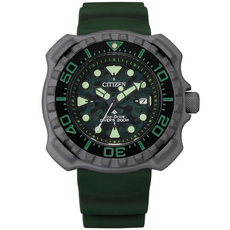Citizen Promaster BN0228-06W Eco-Drive Diving Male Watch