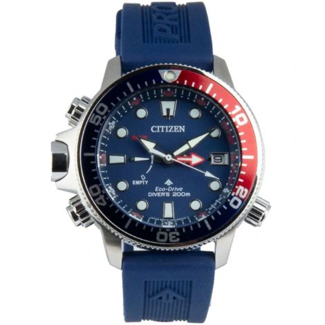 Citizen BN2038-01L Eco-Drive Diving Watch