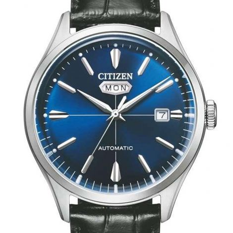 Citizen NH8390-20L Blue Dial Automatic Mens Watch