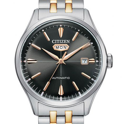 Citizen NH8394-70H Automatic Two Tone Dress Watch