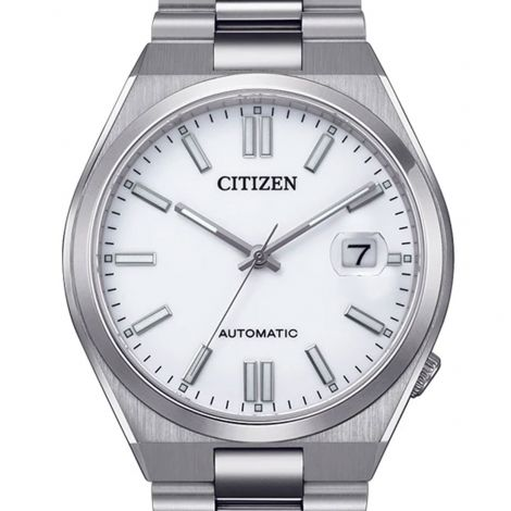 Citizen Automatic NJ0150-81A Stainless Steel Male Casual Watch