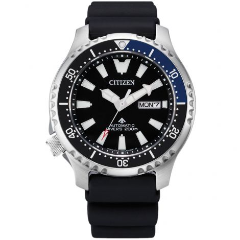 Citizen NY0111-11E Automatic Limited Edition Watch