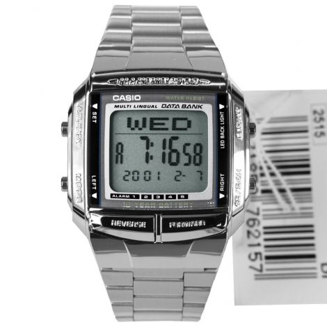 Casio DB-360-1ADF Digital Databank Mens Watch