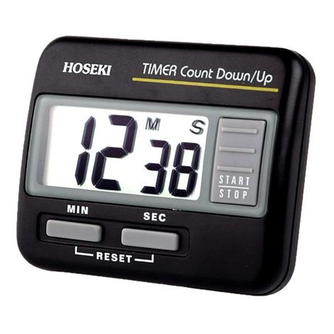 Hoseki LCD Digital Count Down Up Timer H-2145