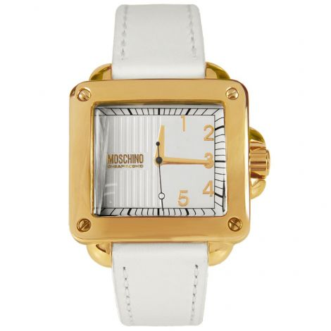 Moschino Cheap and Chic Unit Square Watch MW0273