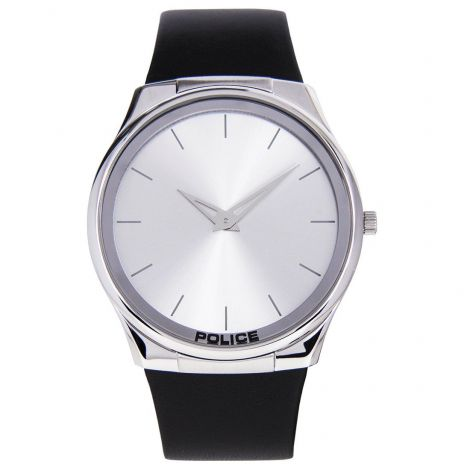 Police Silver Dial Quartz Analog Mens Watch PL13816JS/04