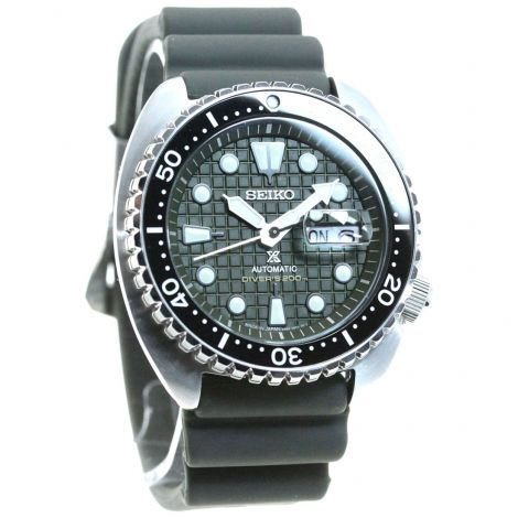 Seiko SBDY051 Turtle Prospex Automatic Scuba Diving Watch
