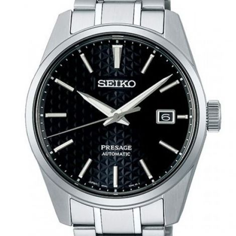 Seiko SARX083 Presage JDM Hemp Leaf Dial Watch