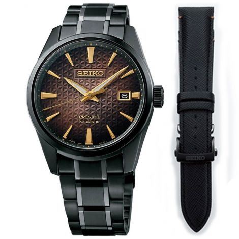 Seiko SARX085 Sharp Edged Akatsuki Automatic JDM Watch