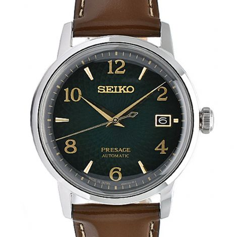 Seiko Automatic Presage SARY167 Green Dial JDM Watch