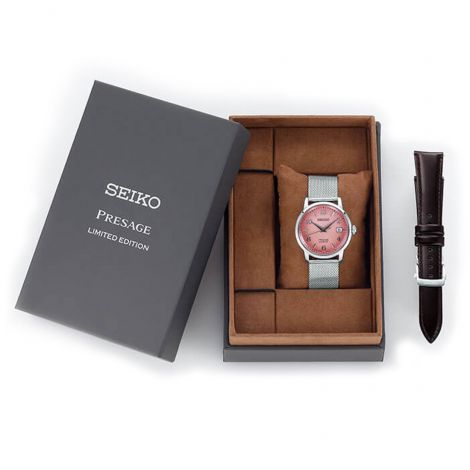 Seiko Presage Limited Edition Cocktail Time JDM Watch SARY169
