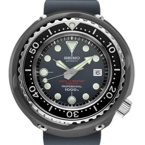 Seiko Tuna Can Limited Edition JDM 1000m Diving Watch SBDX035