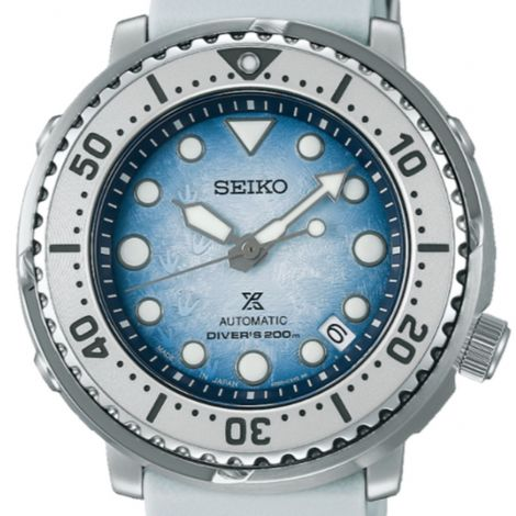 Seiko Prospex Monster Save the Ocean SBDY107 Special Edition JDM Watch