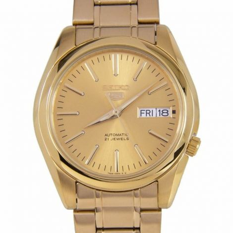 Seiko SNKL48K1 SNKL48 SNKL48K Automatic Gold Watch