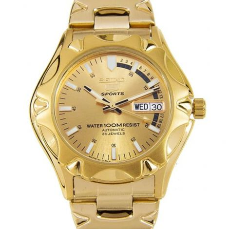 Seiko SNZ450J1 SNZ450 SNZ450J Made in Japan Gold Watch