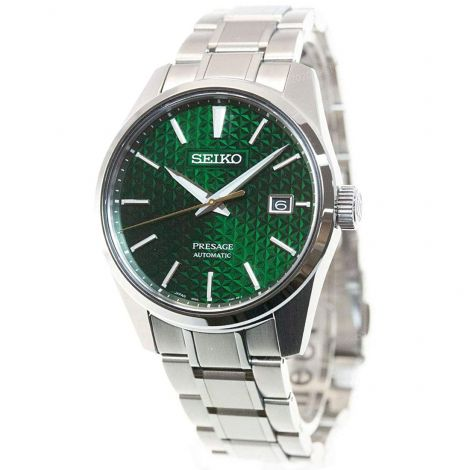 Seiko SPB169J1 SPB169 SPB169J Sharp Edged Automatic Watch