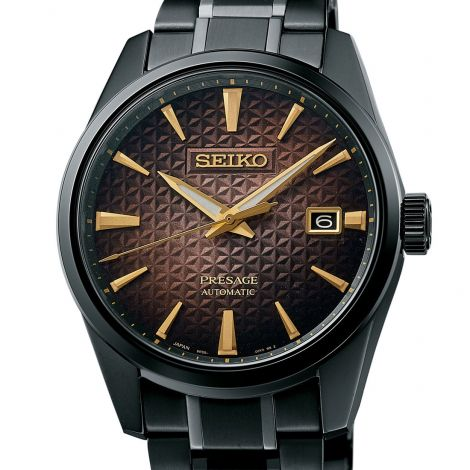 Seiko SPB205 Presage Sharp Edged Limited Edition Watch