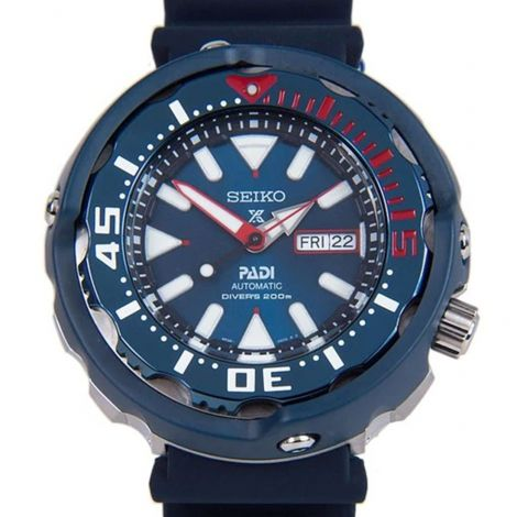 Seiko Prospex Sea PADI SRPA83 SRPA83K1 SRPA83K Diving Watch