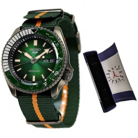 Seiko SRPF73K1 SRPF73 SRPF73K Naruto Limited Edition JDM Watch