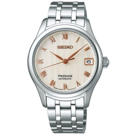 Seiko SRRY045 JDM Presage Japanese Garden Ladies Watch