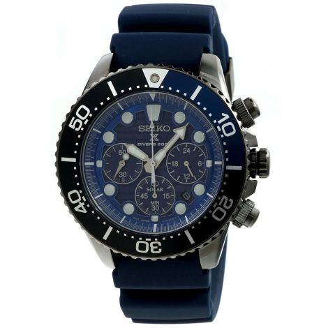 Seiko SSC701P1 SSC701 Save the Ocean Dive Watch