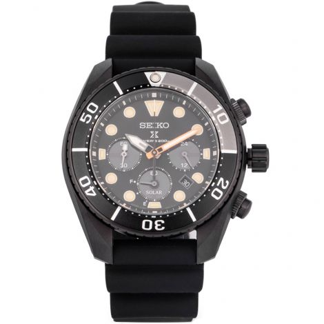Seiko Sumo Black Series Limited Edition Watch SBDL065