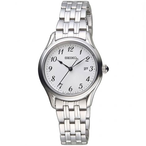 Seiko SUR643P1 SUR643 SUR643P Ladies Classic Watch