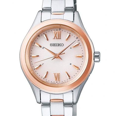 Seiko SWFH112 Ladies Solar Selection JDM Watch