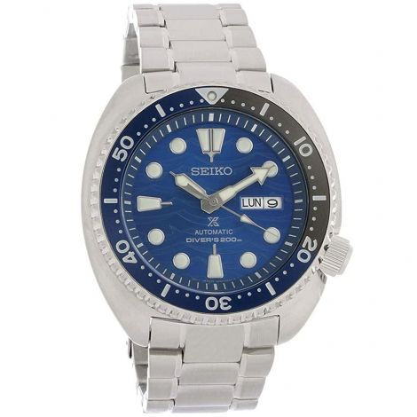 Seiko Turtle Save the Ocean Diving Watch SRPD21 SRPD21J SRPD21J1
