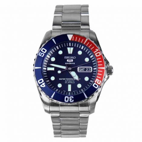 SNZF15K1 Seiko 5 Sports Automatic Diving Watch