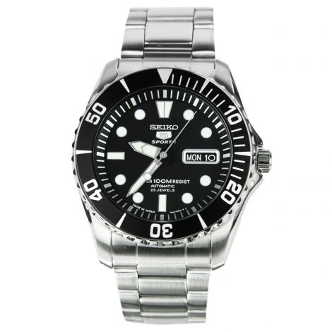 Seiko 5 Sports Automatic Diving Watch SNZF17J1