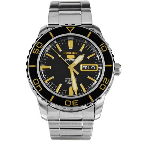 Seiko 5 Sports Automatic Diver Watches SNZH57J1 SNZH57