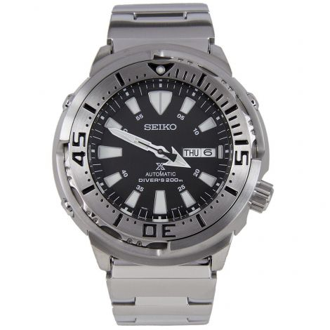 Seiko Prospex Shrouded Monster BabyTuna Watch