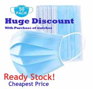 Face Mask at Big Discount