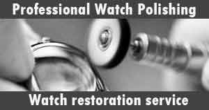 Watch polishing service Singapore