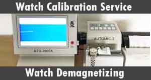 Watch Calibration